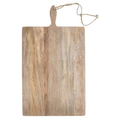 Rectangular Mango Wood Serving Board