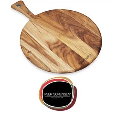 Peer Sorensen Acacia Round Paddle Serving Board, Large