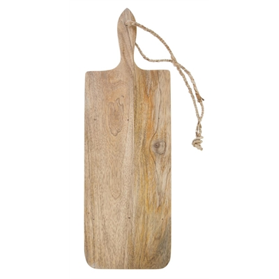Long Rect. Wood Serving Board by April & Oak, a Platters & Serving Boards for sale on Style Sourcebook