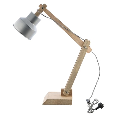 Chelsea Adjustable Desk Lamp by Casa Uno, a Desk Lamps for sale on Style Sourcebook