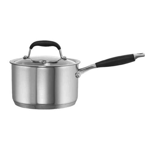 Baccarat Capri + Stainless Steel Saucepan with Lid 2.8L/18cm