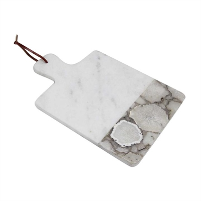 Marble & Agate Chopping Board, Rectangle