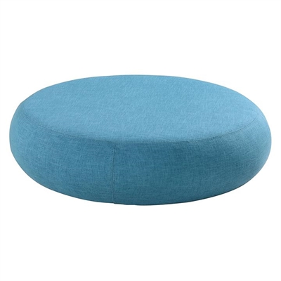 Venus Ottoman Pouf, Blue by Iniko, a Ottomans for sale on Style Sourcebook