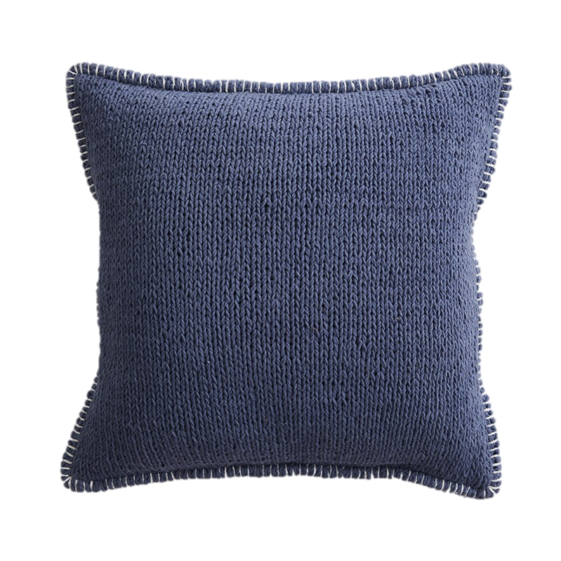 Sophia Cushion - Blue/White by MJG, a Cushions, Decorative Pillows for sale on Style Sourcebook