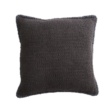 Sophia Cushion Charcoal by MJG, a Cushions, Decorative Pillows for sale on Style Sourcebook