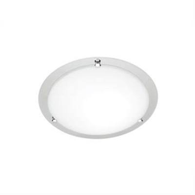 Cougar Detroit Small 1 Light 33cm Oyster Ceiling Light by Cougar Lighting, a Fixed Lights for sale on Style Sourcebook