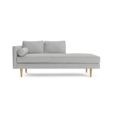 Kate Daybed Cloud Grey by Brosa, a Sofas for sale on Style Sourcebook