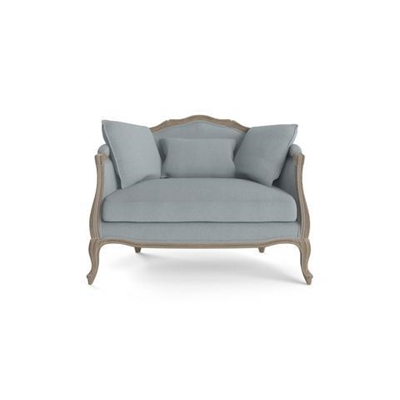 Provence 2 Seater Sofa Heron Grey