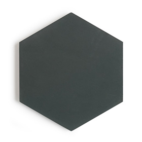 New Paradise Ash H50 Hexagon by New Paradise by Jason Grant, a Encaustic Tiles for sale on Style Sourcebook