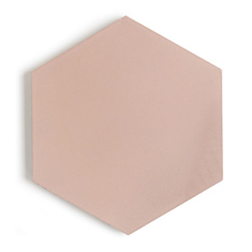 New Paradise Peonie H55 Hexagon by New Paradise by Jason Grant, a Encaustic Tiles for sale on Style Sourcebook