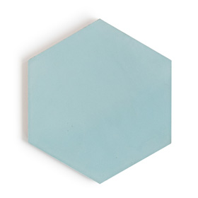 New Paradise Skyfall H40 Hexagon by New Paradise by Jason Grant, a Encaustic Tiles for sale on Style Sourcebook