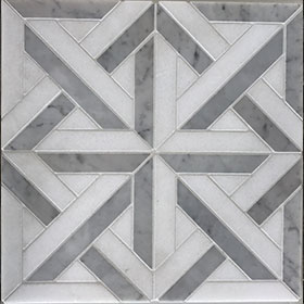 DLT85135 Parquet by Di Lorenzo Tiles, a Mosaic Tiles for sale on Style Sourcebook