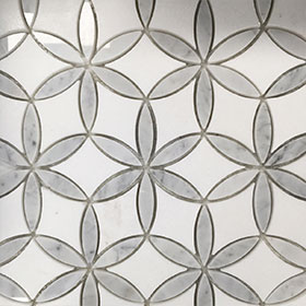 Stella by Di Lorenzo Tiles, a Mosaic Tiles for sale on Style Sourcebook