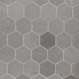 DL60225 Cinderalla Hexagon by Di Lorenzo Tiles, a Mosaic Tiles for sale on Style Sourcebook