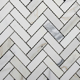 DLT83135 Herringbone by Di Lorenzo Tiles, a Mosaic Tiles for sale on Style Sourcebook