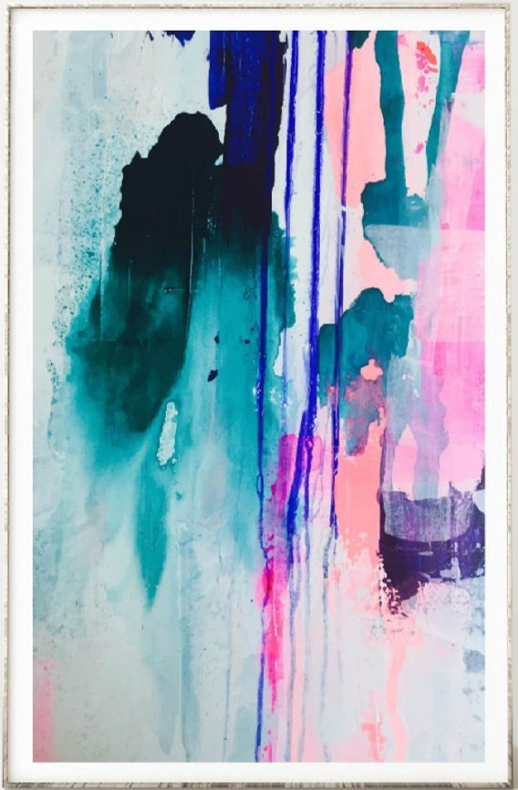 Deconstructed Magic I by Maggi McDonald, a Prints for sale on Style Sourcebook