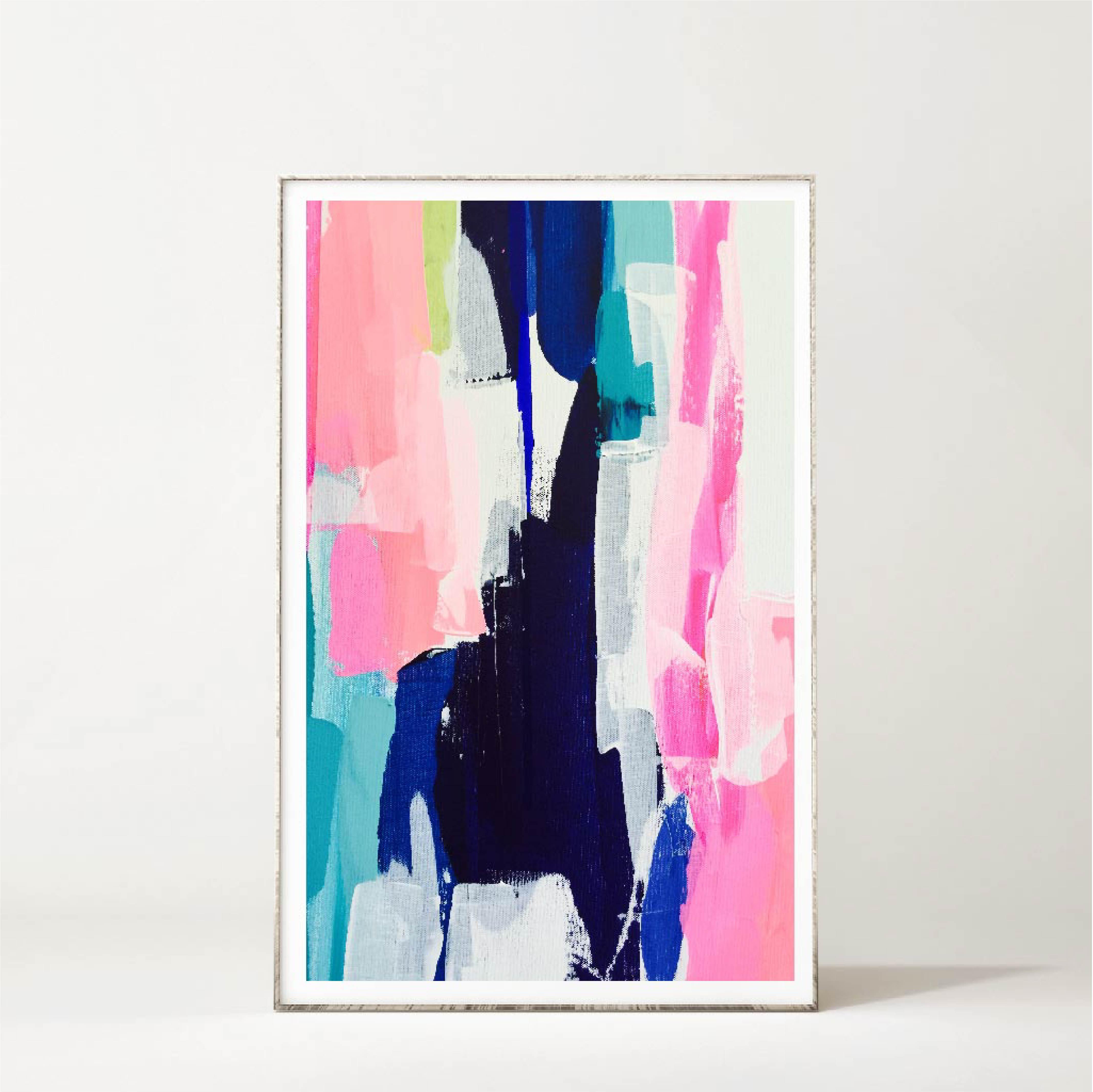 Garden of Enid Print | Square