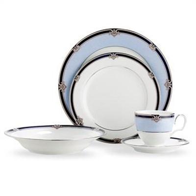 Noritake Springbrook 20 Piece Fine Porcelain Dinner Set