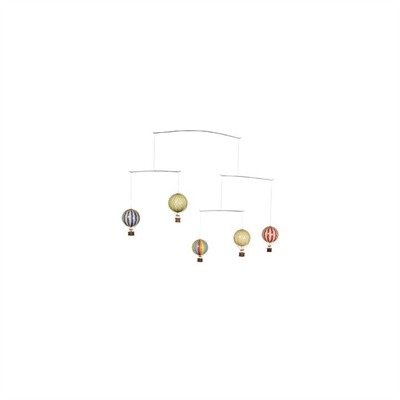Hot Air Balloon Mobile, Bright by Authentic Models, a Mobiles for sale on Style Sourcebook