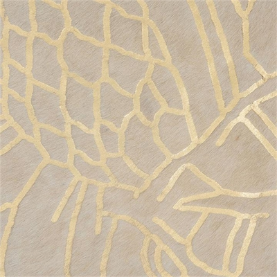 Isola Hide Rug, Cream by Amigos De Hoy, a Hide Rugs for sale on Style Sourcebook