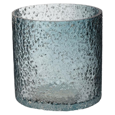 Rock Salt Hurricane Candle Holder Glass Assorted Whiskey Boyd Design by Whiskey Boyd Design, a Candle Holders for sale on Style Sourcebook