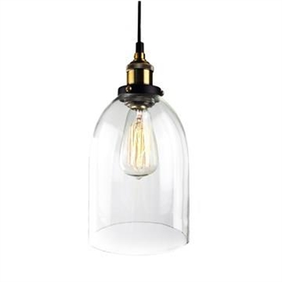Bianka Glass Filament Pendant Light by Laputa Lighting, a Pendant Lighting for sale on Style Sourcebook