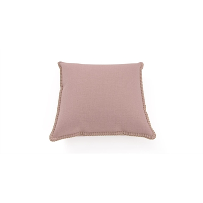 Filt Small Cushion 45 x 45cm Rose Tan by Brosa, a Cushions, Decorative Pillows for sale on Style Sourcebook