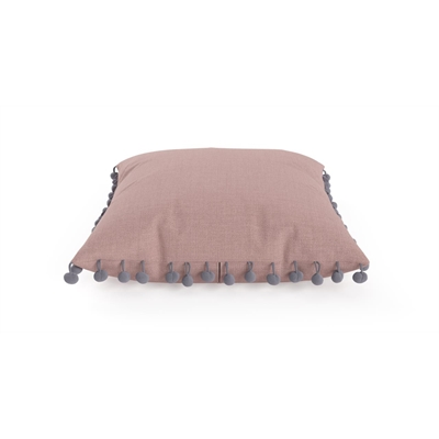 Pallo Small Cushion 45 x 45cm Rose Tan by Brosa, a Cushions, Decorative Pillows for sale on Style Sourcebook