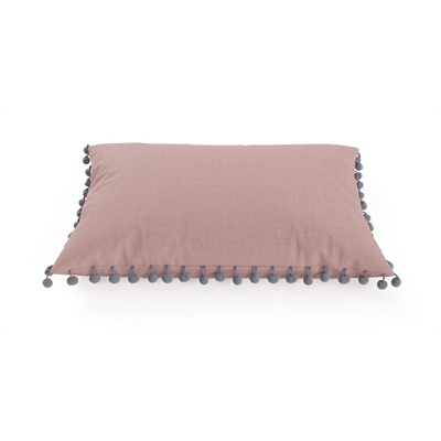 Pallo Rectangular Cushion 60 x 40cm Rose Tan by Brosa, a Cushions, Decorative Pillows for sale on Style Sourcebook
