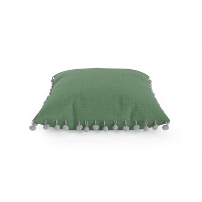 Pallo Small Cushion 45 x 45cm Medium Green by Brosa, a Cushions, Decorative Pillows for sale on Style Sourcebook
