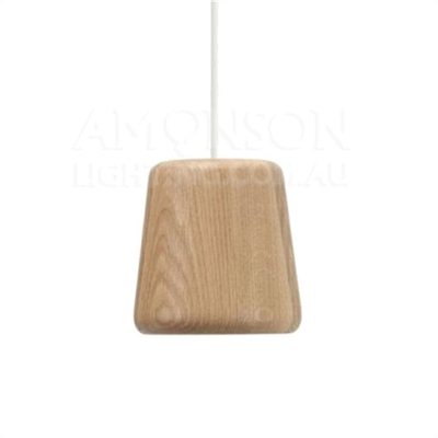 Replica Fermetti Bulb Wooden Pendant Replica - Style A by Laputa Lighting, a Pendant Lighting for sale on Style Sourcebook
