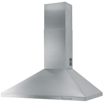 Smeg 90cm Wallmount Rangehood - SHW910X1 by Smeg, a Rangehoods for sale on Style Sourcebook