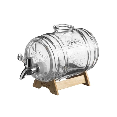 Kilner Barrel Dispenser 1L