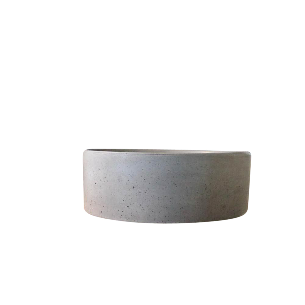 Round Concrete Basin by Just in Place, a Basins for sale on Style Sourcebook