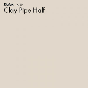 Clay Pipe Half by Dulux, a Browns for sale on Style Sourcebook