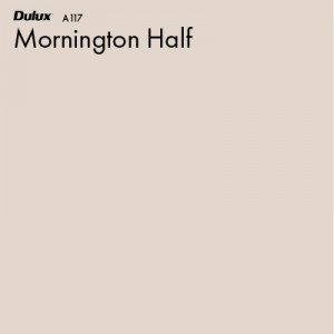 Mornington Half by Dulux, a Purples and Pinks for sale on Style Sourcebook