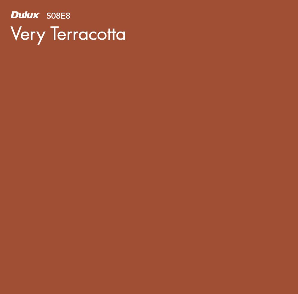 Very Terracotta by Dulux, a Oranges for sale on Style Sourcebook