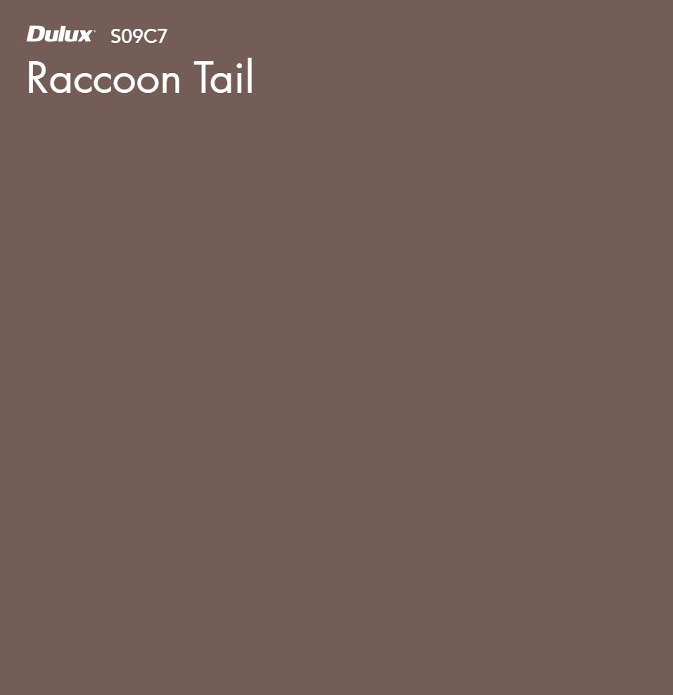 Raccoon Tail by Dulux, a Browns for sale on Style Sourcebook