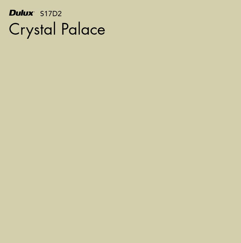 Crystal Palace by Dulux, a Greens for sale on Style Sourcebook