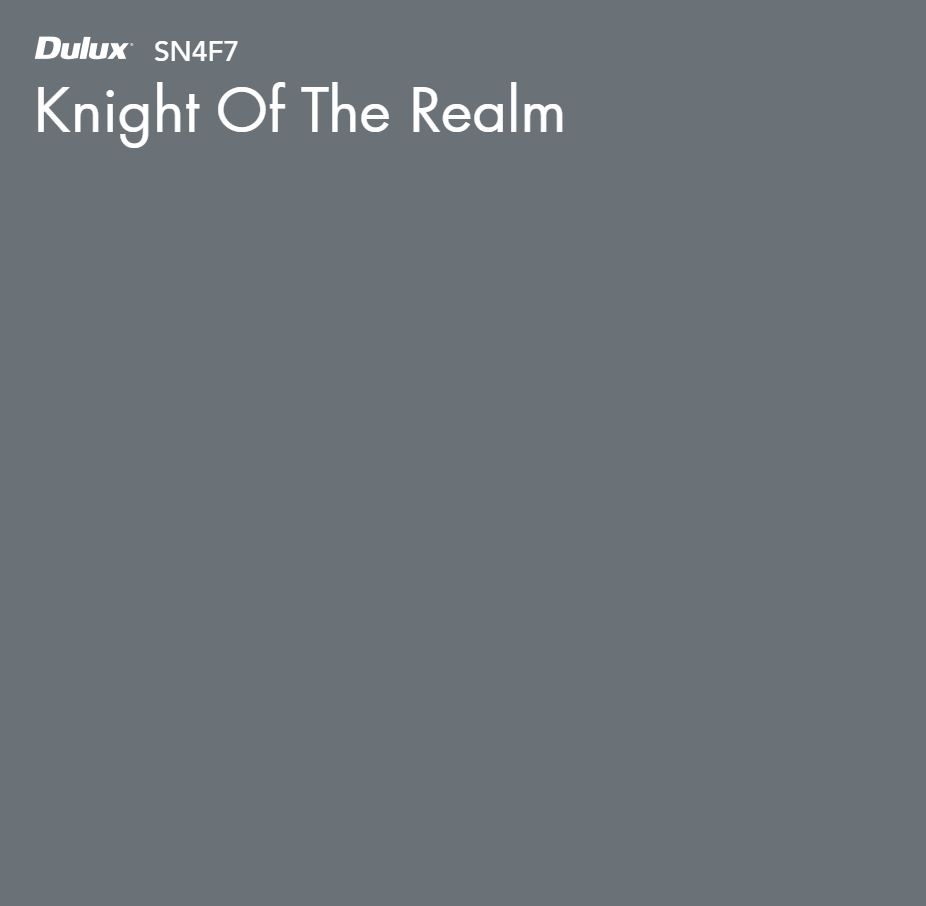 Knight of The Realm by Dulux, a Greys for sale on Style Sourcebook
