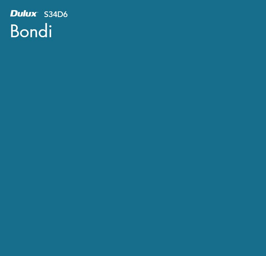 Bondi by Dulux, a Blues for sale on Style Sourcebook