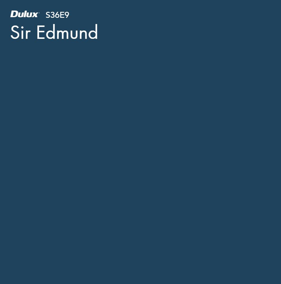 Sir Edmund by Dulux, a Blues for sale on Style Sourcebook