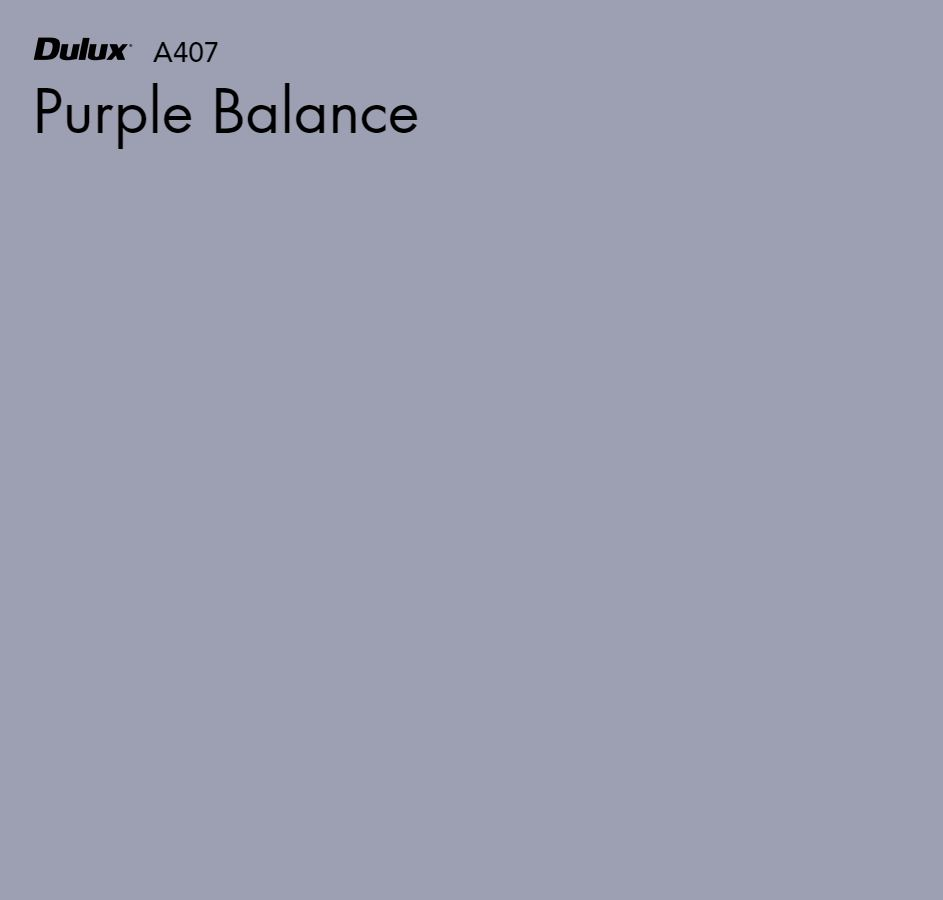 Purple Balance by Dulux, a Purples and Pinks for sale on Style Sourcebook