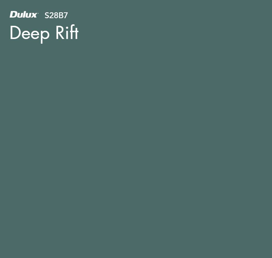Deep Rift by Dulux, a Greens for sale on Style Sourcebook