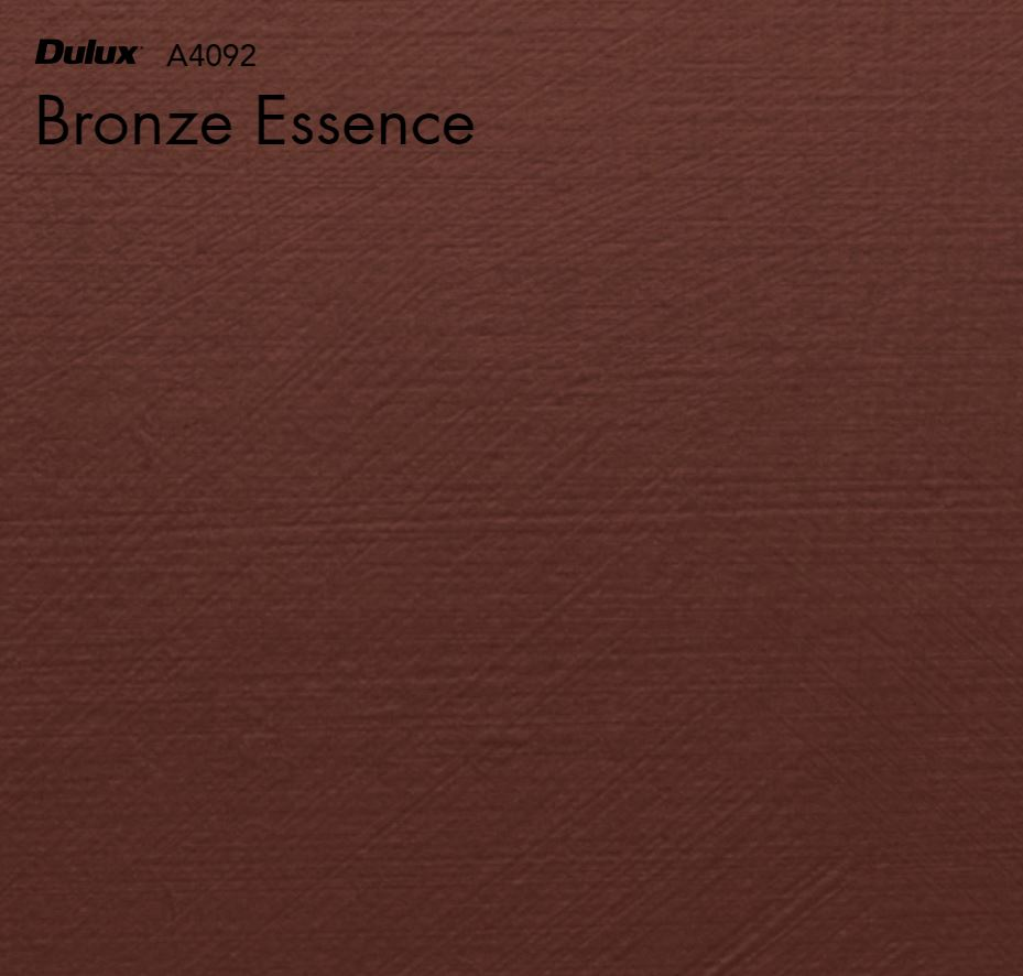 Bronze Essence by Dulux, a Browns for sale on Style Sourcebook