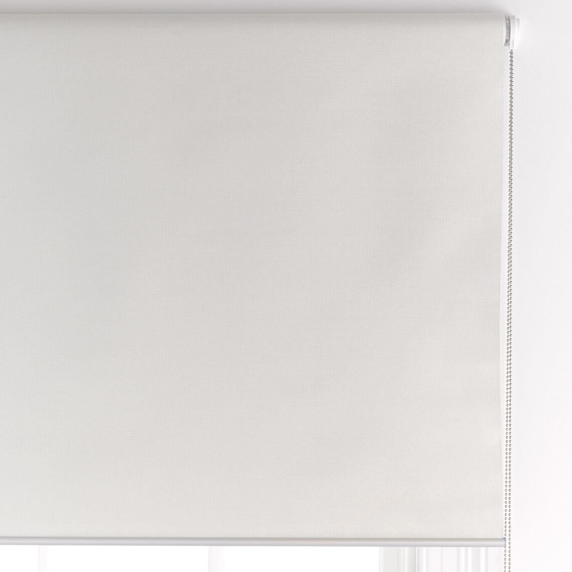 Milton Blockout Roller Blind Size W 90cm x D 1cm x H 210cm in Ivory 100% Polyester Freedom by Freedom, a Curtains for sale on Style Sourcebook