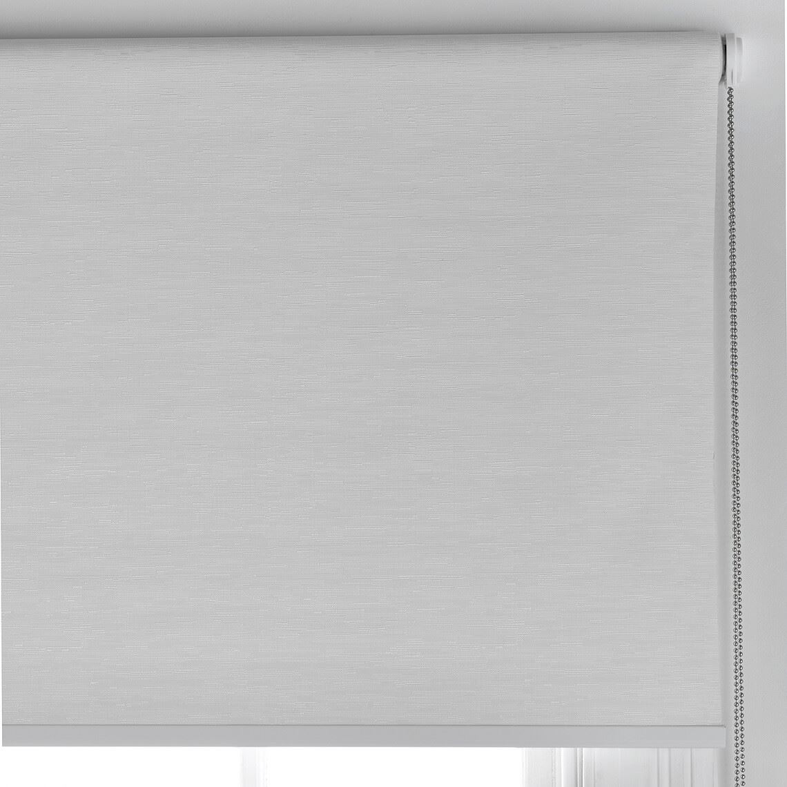 Ashcroft Blockout Roller Blind Size W 90cm x D 0cm x H 210cm in Eggshell 100% Polyester Freedom by Freedom, a Curtains for sale on Style Sourcebook