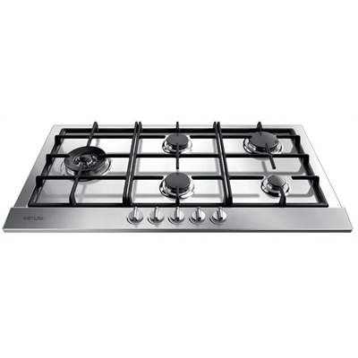 Artusi 90cm Gas Cooktop - AGH91XFFD by Artusi, a Cooktops for sale on Style Sourcebook