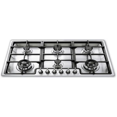Smeg 90cm Gas Cooktop - PGA96 by Smeg, a Cooktops for sale on Style Sourcebook