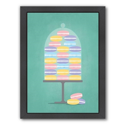 Sweets Macaroons Print Art by Americanflat, a Kids Prints & Wall Decor for sale on Style Sourcebook